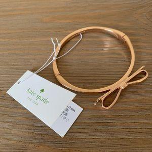 "New ""Love Notes"" Kate Spade Rose Gold Bracelet"